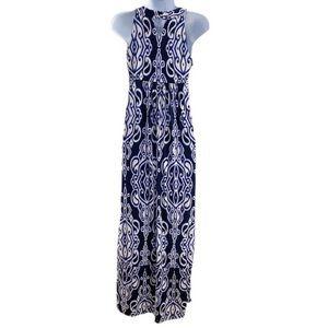 NWT INC Exotic Desert Maxi Dress sz Small